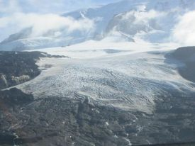 Brown Glacier